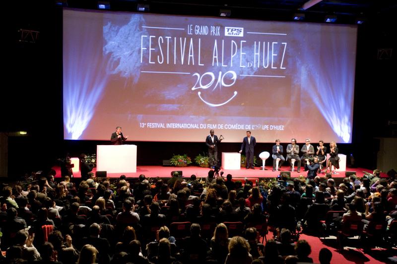 Lieux festival de l 39 alpe d 39 huez - Office tourisme alpe huez ...